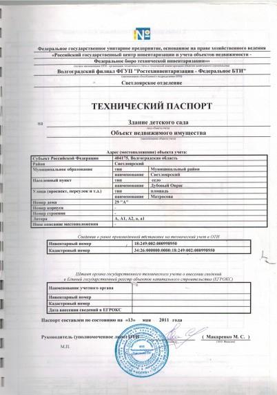 Паспорт На Котельную Бланк
